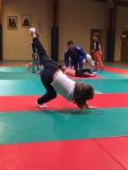 Initiation au Judo avec Dylan